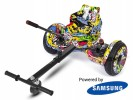 Monster Urban Graffiti With Urban Graffiti Kart By HOVERBOARD<sup>®</sup>