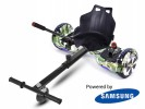 FLY Plus Green Camo With Kart Deal By HOVERBOARD<sup>®</sup>