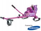 Pink Galaxy HoverKart by HOVERBOARD<sup>®</sup>