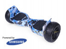 Drifter Blue Urban Camo by HOVERBOARD<sup>®</sup>