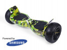 Drifter Green Urban Camo by HOVERBOARD<sup>®</sup>