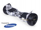 Drifter White Camo By HOVERBOARD<sup>®</sup>