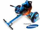 Fire Monster with Fire Kart By HOVERBOARD<sup>®</sup>