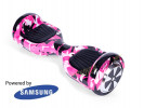 FLY Plus Urban Pink Camo By HOVERBOARD<sup>®</sup>