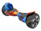 Drifter Pro Fire By HOVERBOARD<sup>®</sup>
