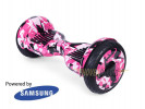 Monster Pink Camo by HOVERBOARD<sup>®</sup>